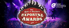 BNZ Bay of Plenty Export Awards 2014