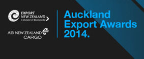 Air New Zealand Cargo Export Awards Auckland 2014