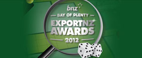 BNZ Bay of Plenty Export Awards 2012